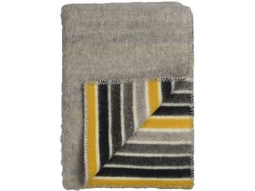 Roros Tweed - Konfetti Decke - grey-grey