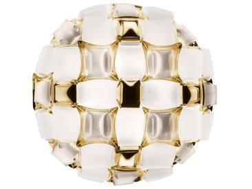 SLAMP - Mida Decken-/Wandleuchte - white-gold