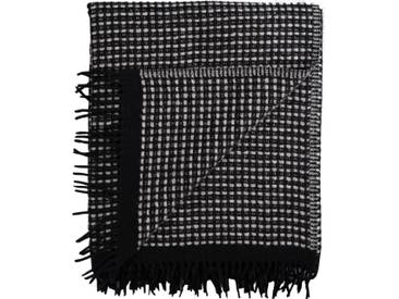Roros Tweed - Lofoten Decke - grey