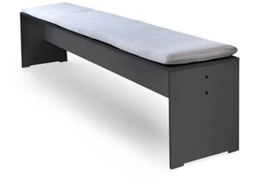 Conmoto - Auflage Riva L - 216x35 - schwarz