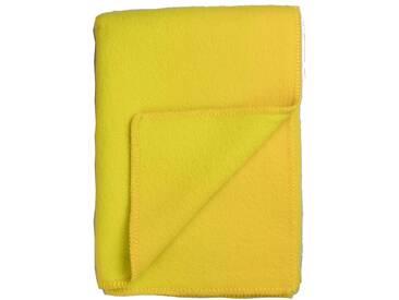 Roros Tweed - Berg Decke - yellow