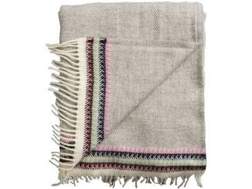 Roros Tweed - Åkle Decke - light grey