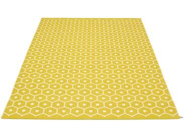 Pappelina - Honey Teppich - senfgelb - 180 x 260 cm