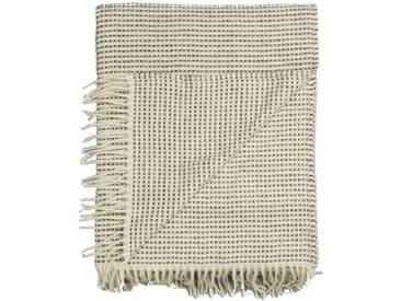 Roros Tweed - Punkt Decke - grey