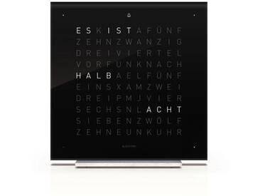 Biegert&Funk - Qlocktwo touch - deutsch - Wecker - schwarz