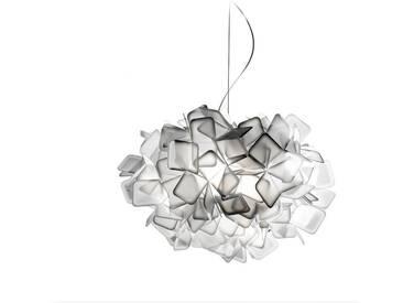 SLAMP - Clizia Suspension Lamp - White