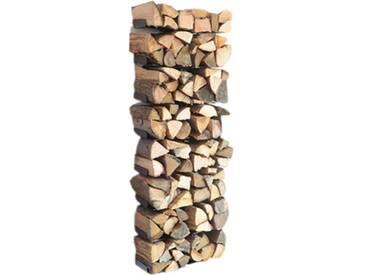 Radius - Wooden Tree Kaminholzwandregal - M