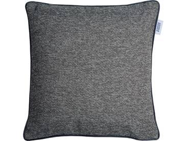 SCHÖNER WOHNEN Kollektion - Boucle Zierkissenhülle - grau