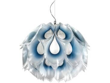 SLAMP - Flora Suspension Lamp - medium - Blu