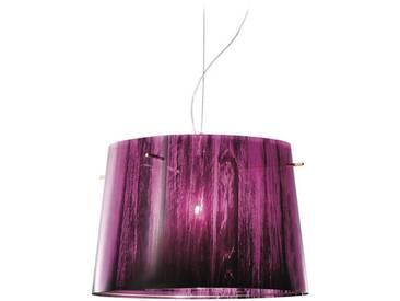 SLAMP - Woody Hängeleuchte - violett