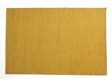 Nanimarquina - Tatami Teppich - gelb - 170 x 240 - indoor