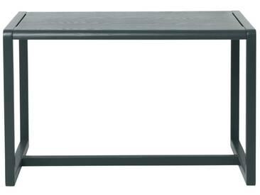 ferm LIVING - Little Architect Tisch - dunkelgrün
