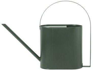 ferm LIVING - Bau Gießkanne - dunkelgrün