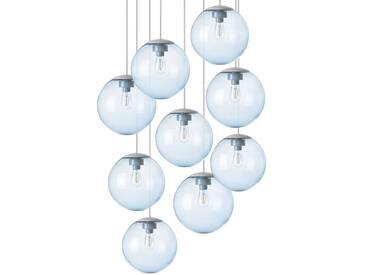 fatboy - Spheremaker 9 Hängeleuchte - Light Blue