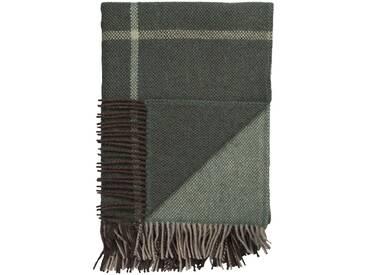 Roros Tweed - Filos Decke - green
