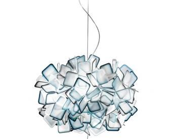 SLAMP - Clizia Suspension Lamp - Blu