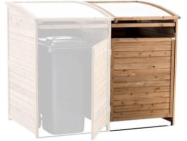 Mülltonnenbox-Erweiterung SX240-natura