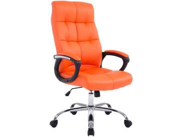 Bürostuhl Poseidon-orange