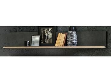 Wandboard Kalomira Bramberg Fichte und Beton grau