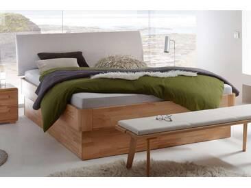 HASENA, Sockelbett Fine-Line Practico-Ron Box Ripo, 160x200 cm,