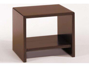 HASENA, Nachttisch Wood-Line Esto, 07 Buche schoko lackiert,