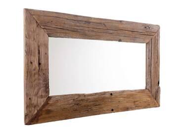 Henke Möbel, Spiegel Eiche, Eiche, Altholz, 150x80 cm, Querformat,