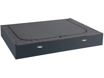 HASENA, Box Bettkasten ohne Deckel, 16 Anthracit,