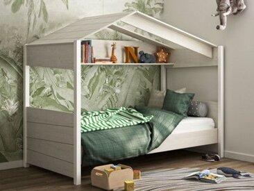 Kinderbett Hausbett ROBINSON - 90x200cm