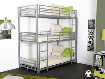 Etagenbett Lukas : Triple bunk beds with mattresses for sale lovely etagenbett