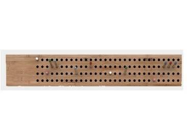 we do wood Scoreboard Large Garderobenbrett