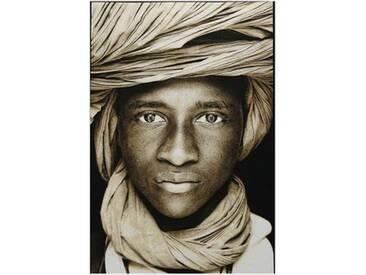 Thomas Albrecht Gobelinbild Tuareg Boy Mali