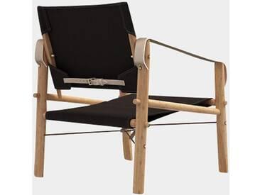 we do wood Nomad Stuhl schwarz