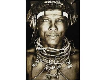 Thomas Albrecht Gobelinbild Ovakakaona Tribe Angola