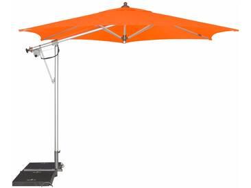 Doppler Ampelschirm Sunline Ø 290 cm Orange