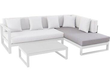 Sitzkissen für Lounge-Gruppe Yarnell Récamière Rechts
