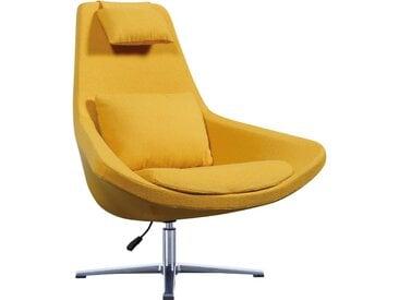 Feelcomfort Relaxsessel Ruby - Gelb