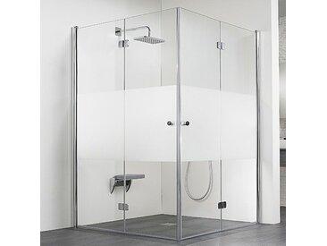 HSK Exklusiv Dusche mit Eckeinstieg 90 x 90 cm