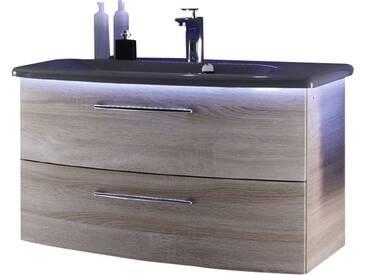 Pelipal Solitaire 7005 Waschtisch mit Unterschrank 84 cm
