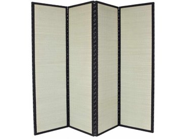 Raumteiler WABI dekorativer Tatami Paravent von Karup
