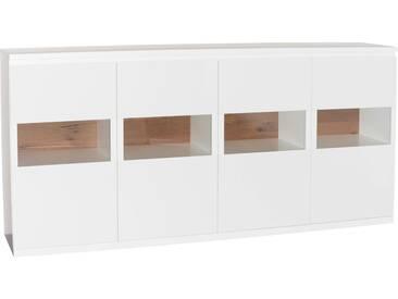 Highboard Vinaya Weiss - 240x113x49 cm