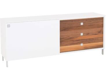 Sideboard Casella Weiss - 180x64x45 cm