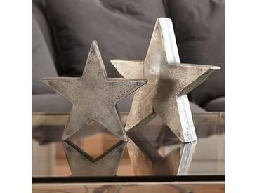 Deko-Sterne 2er Set Big Star