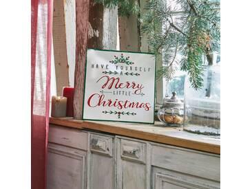 Deko-Schild Merry Merry