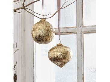 Weihnachtsschmuck 2er Set Goldie