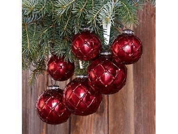 Weihnachtsschmuck 6er Set Roubi