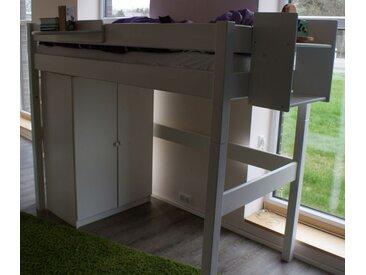 Hochbett Holz Weiß 140x200 : Hochbetten zu top preisen kaufen moebel.de