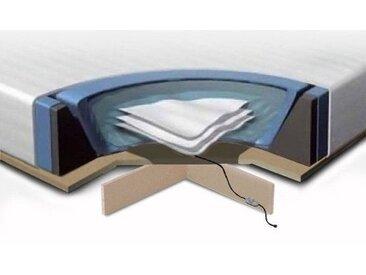 Wasserbettmatratzen Set inkl. Zubehör und Podest 180x200 cm