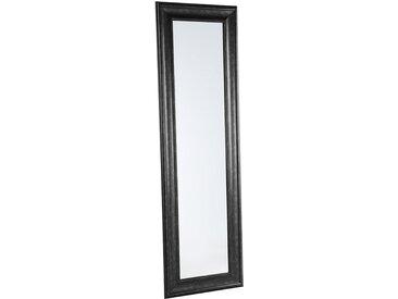 Wandspiegel schwarz 51 x 141 cm LUNEL