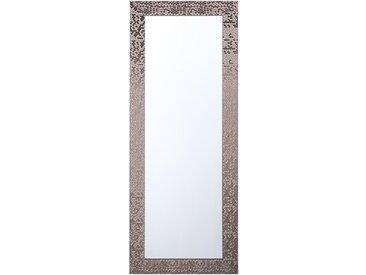 Wandspiegel braun 50 x 130 cm MARANS