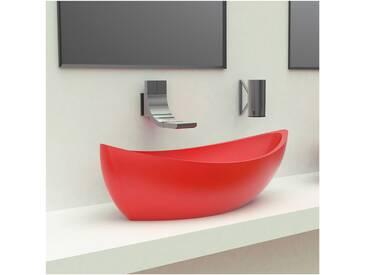 Design Waschbecken aus Solid Surface® Sashimi Made in Italy